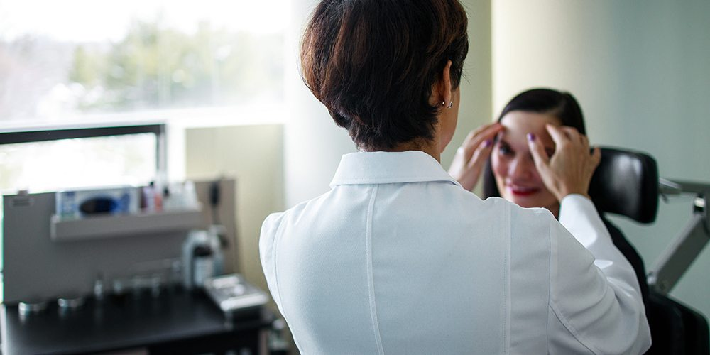 Facial Examination - Doctor's Perspective